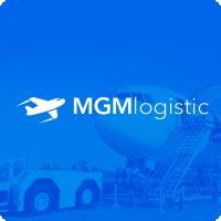 """Адаптивный сайт логистической компании """"MGM-LOGISTIC"""""""