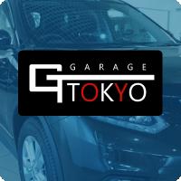 "Адаптивный сайт сервисных услуг ""Tokio Garage"""