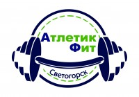 Логотип для Атлетик Фит