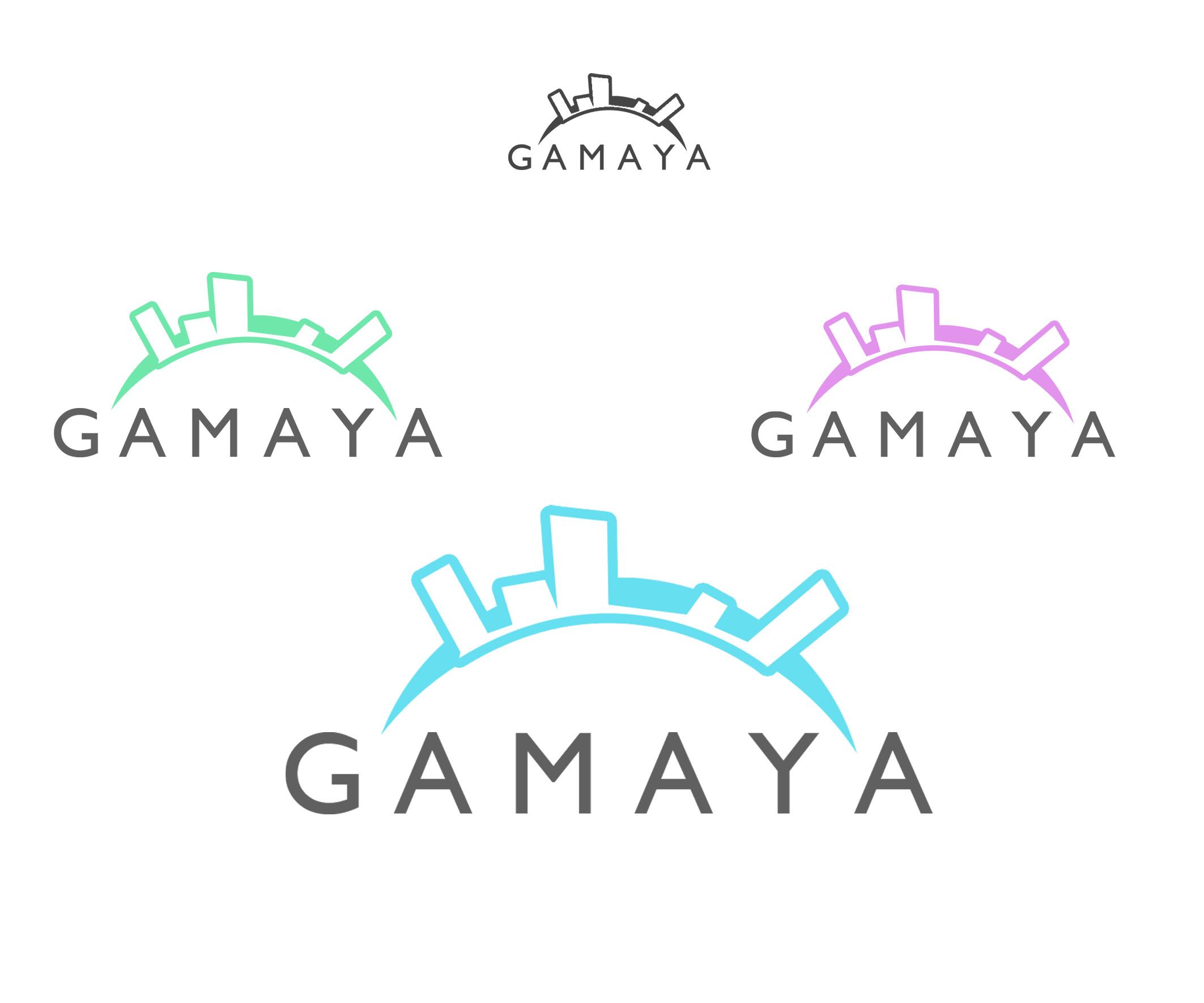 Разработка логотипа для компании Gamaya фото f_7255481165e57c89.jpg