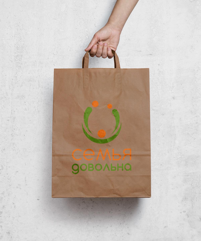 """Разработайте логотип для торговой марки """"Семья довольна"""" фото f_3855968bcbf6535a.jpg"""