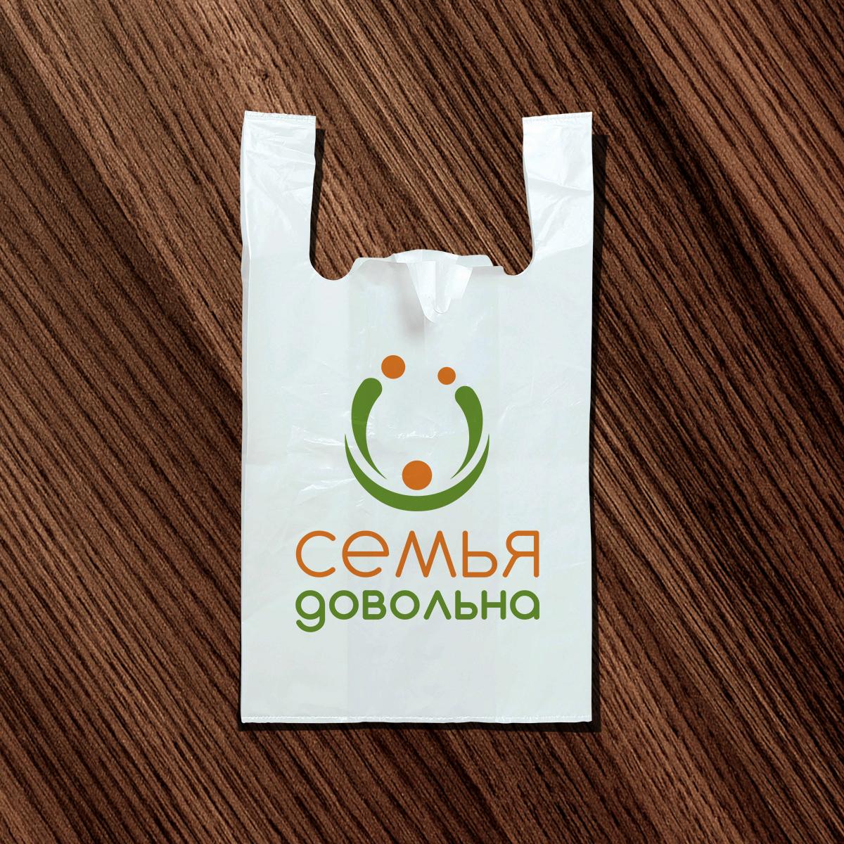"""Разработайте логотип для торговой марки """"Семья довольна"""" фото f_3945968bd91e21c8.jpg"""