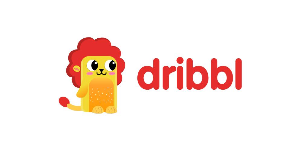Разработка логотипа для сайта Dribbl.ru фото f_0215aa08c8e94ac3.jpg