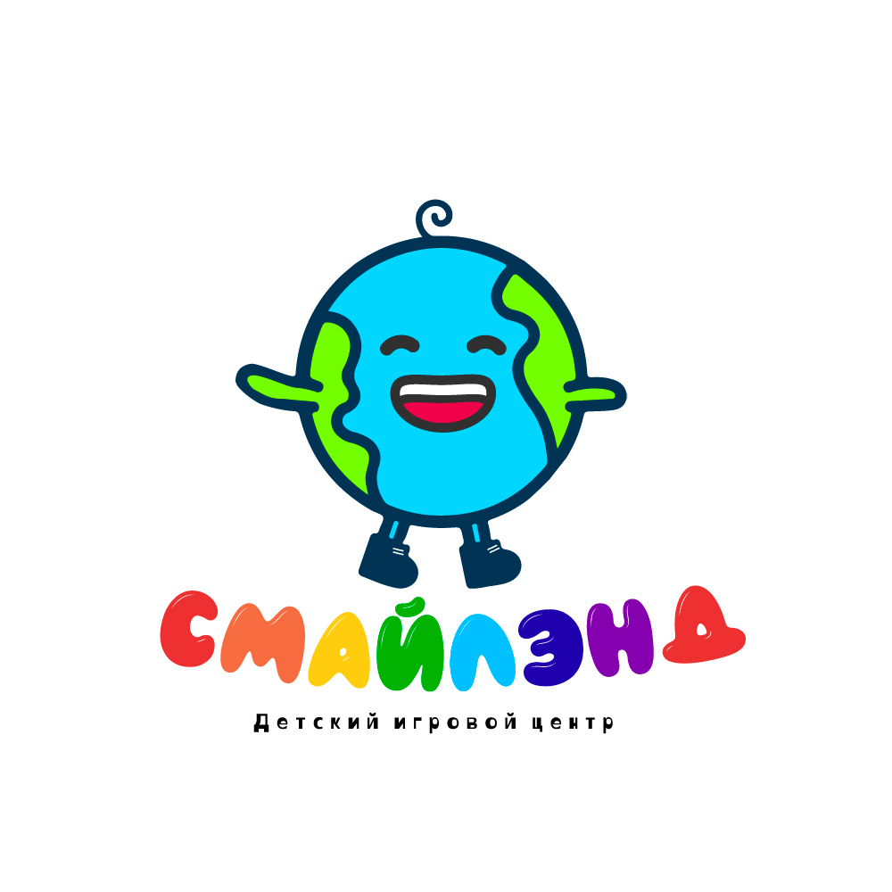 Логотип, стиль для детского игрового центра. фото f_0855a3df3442717d.jpg