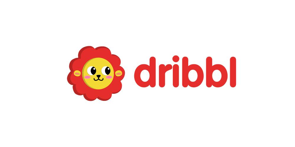 Разработка логотипа для сайта Dribbl.ru фото f_4075aa08e0628140.jpg