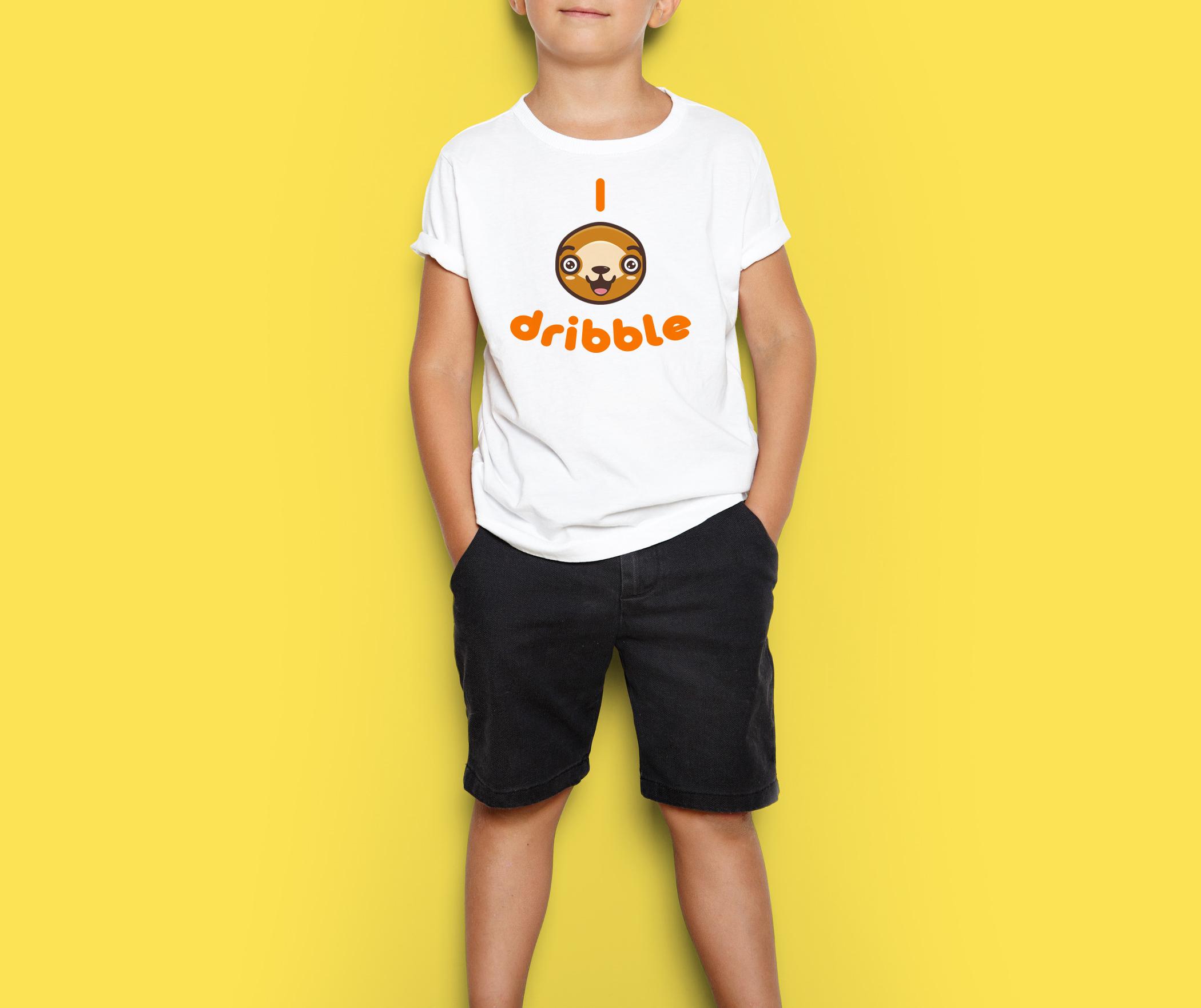 Разработка логотипа для сайта Dribbl.ru фото f_7745a9b866a0c779.jpg