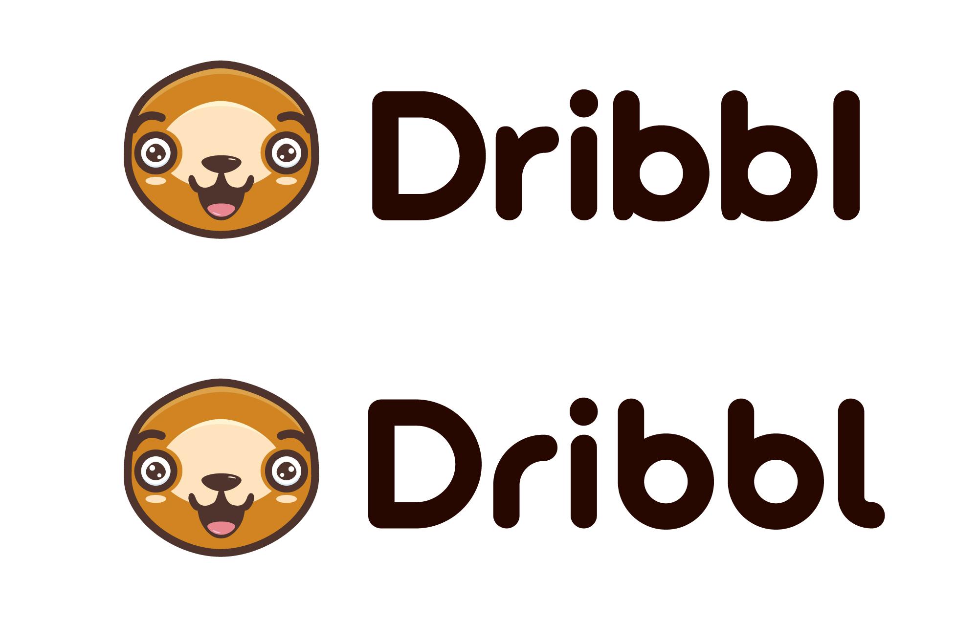 Разработка логотипа для сайта Dribbl.ru фото f_9145a9b66c805ae9.jpg