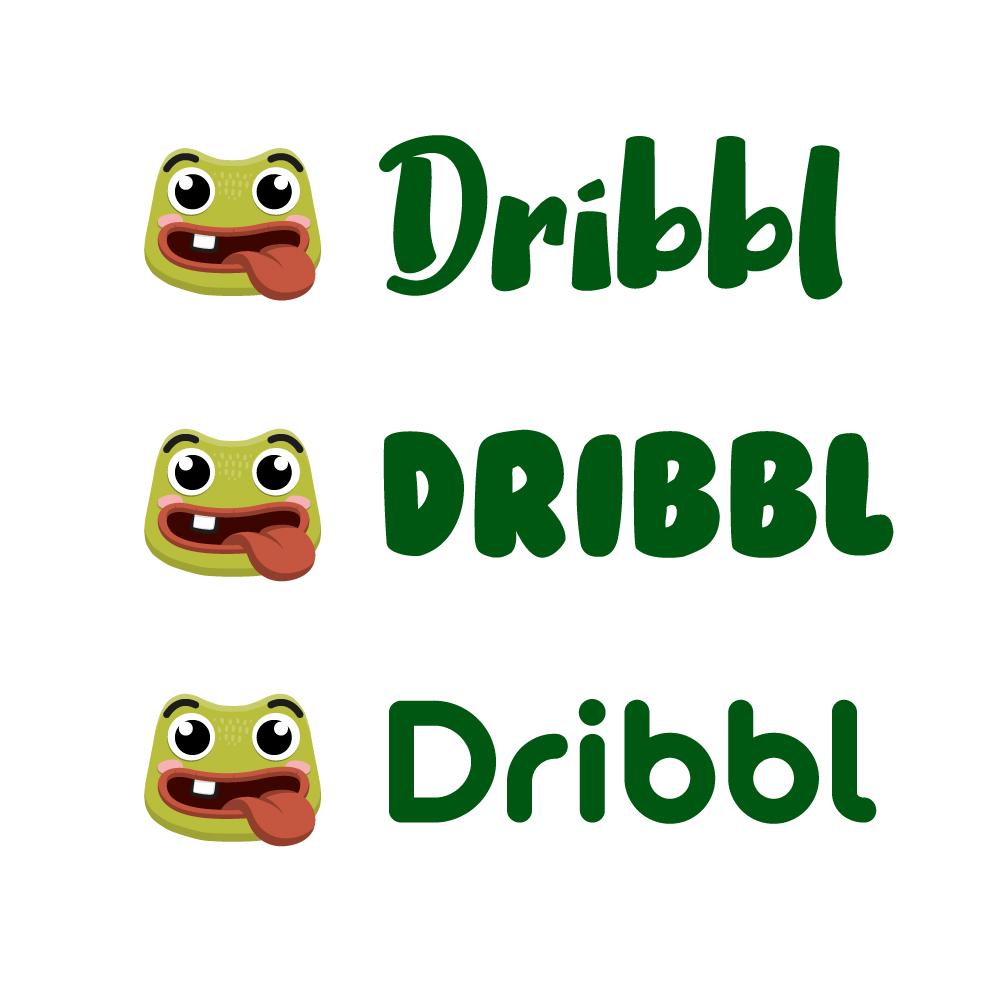Разработка логотипа для сайта Dribbl.ru фото f_9205a9c2a6ec2dbc.jpg
