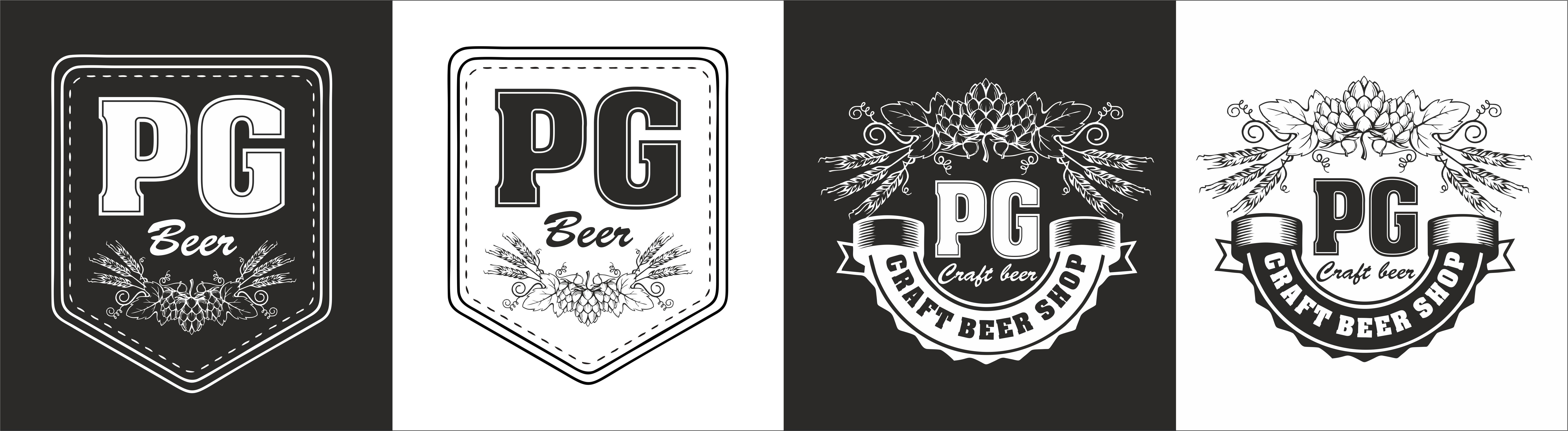 Логотип для Крафтовой Пивоварни фото f_3605cac638f7d276.jpg