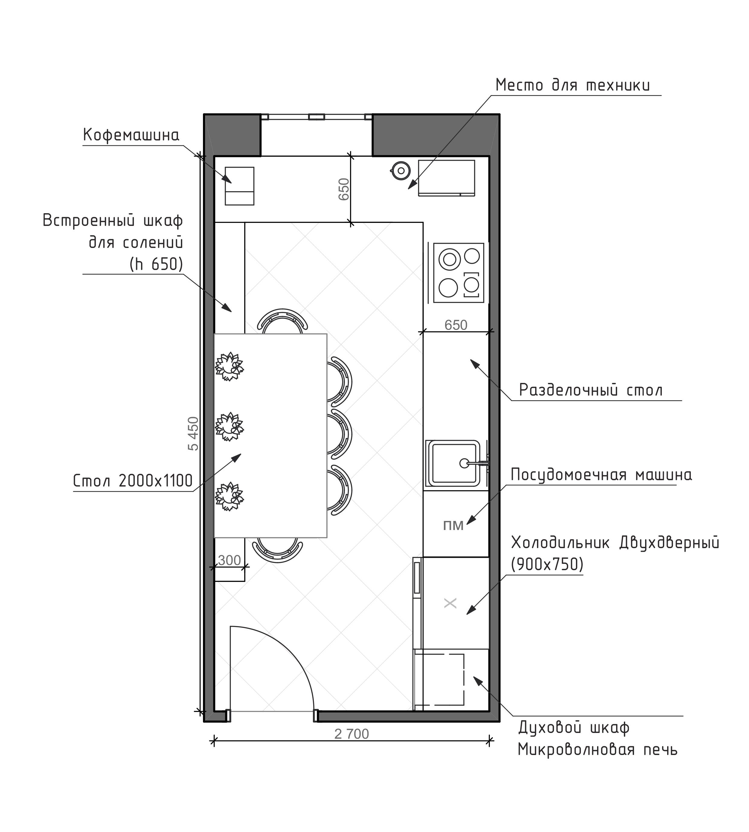 Дизайн кухни фото f_468587805ab7b3ef.jpg