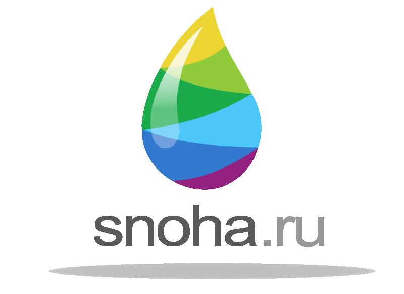 Логотип клининговой компании, сайт snoha.ru фото f_31654a16b14cfda7.png