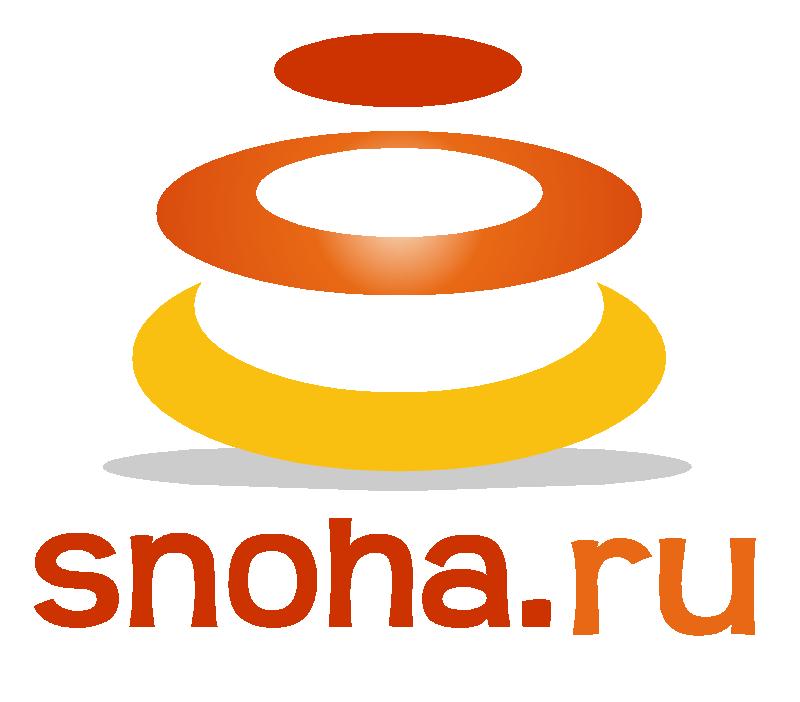 Логотип клининговой компании, сайт snoha.ru фото f_97654a16abdb0fb2.png