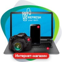 Интернет-магазин Refresh