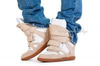 фотосъёмка обуви на моделях