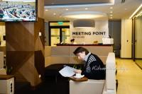 Деловой завтрак в Meeting Point