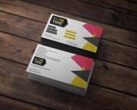 Дизайн визиток / Сервис фулфилмента ON TIME