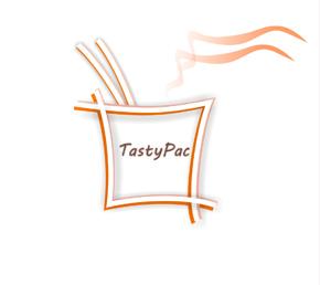 Дизайн логотипа службы доставки еды