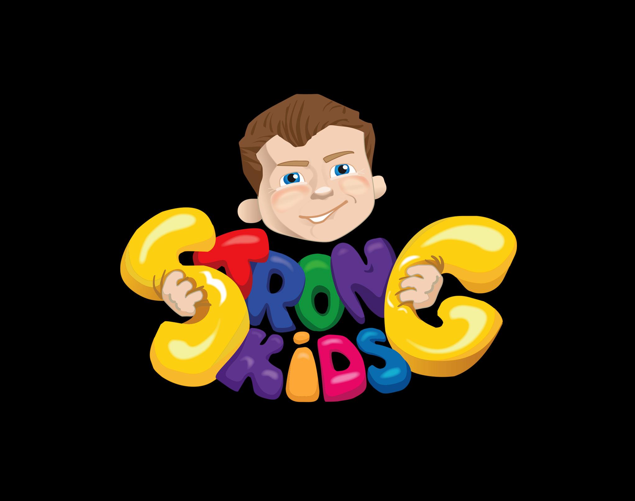 Логотип для Детского Интернет Магазина StrongKids фото f_4085c883cdd0950c.jpg