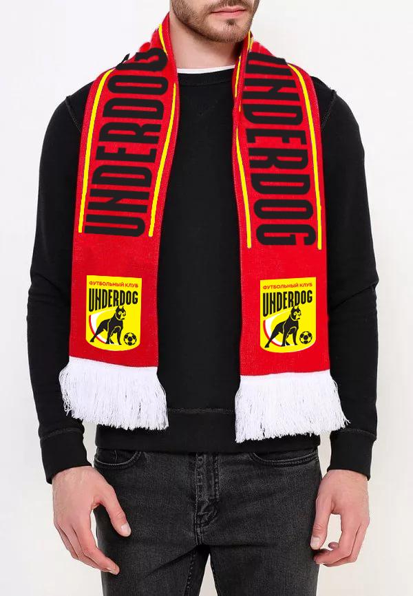 Футбольный клуб UNDERDOG - разработать фирстиль и бренд-бук фото f_7565cb3b82790055.jpg