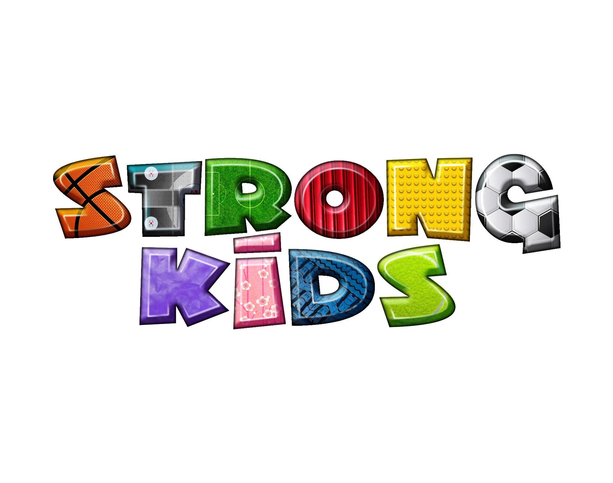 Логотип для Детского Интернет Магазина StrongKids фото f_9725c883d4162516.jpg