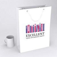 Логотип для курсов английского языка