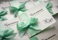 Дизайн пригласительного на свадьбу