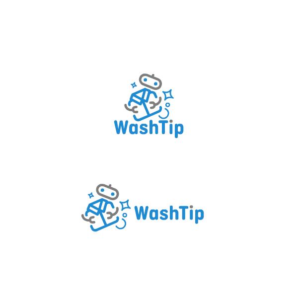 Разработка логотипа для онлайн-сервиса химчистки фото f_4345c0638ec73213.png