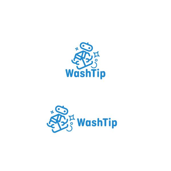 Разработка логотипа для онлайн-сервиса химчистки фото f_9785c0638e343526.png
