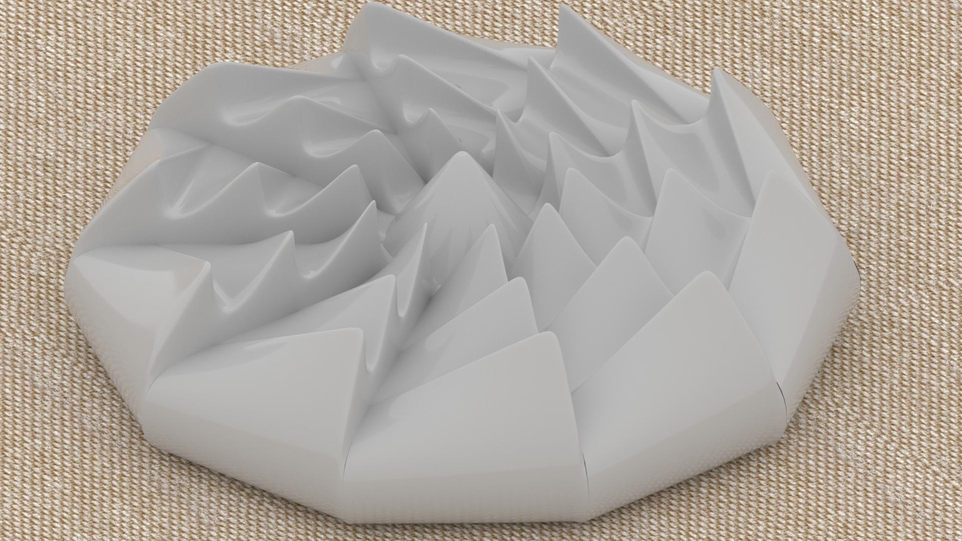 Сделать 3D модель массажного элемента формат STP/UG фото f_2285d28bce195103.jpg