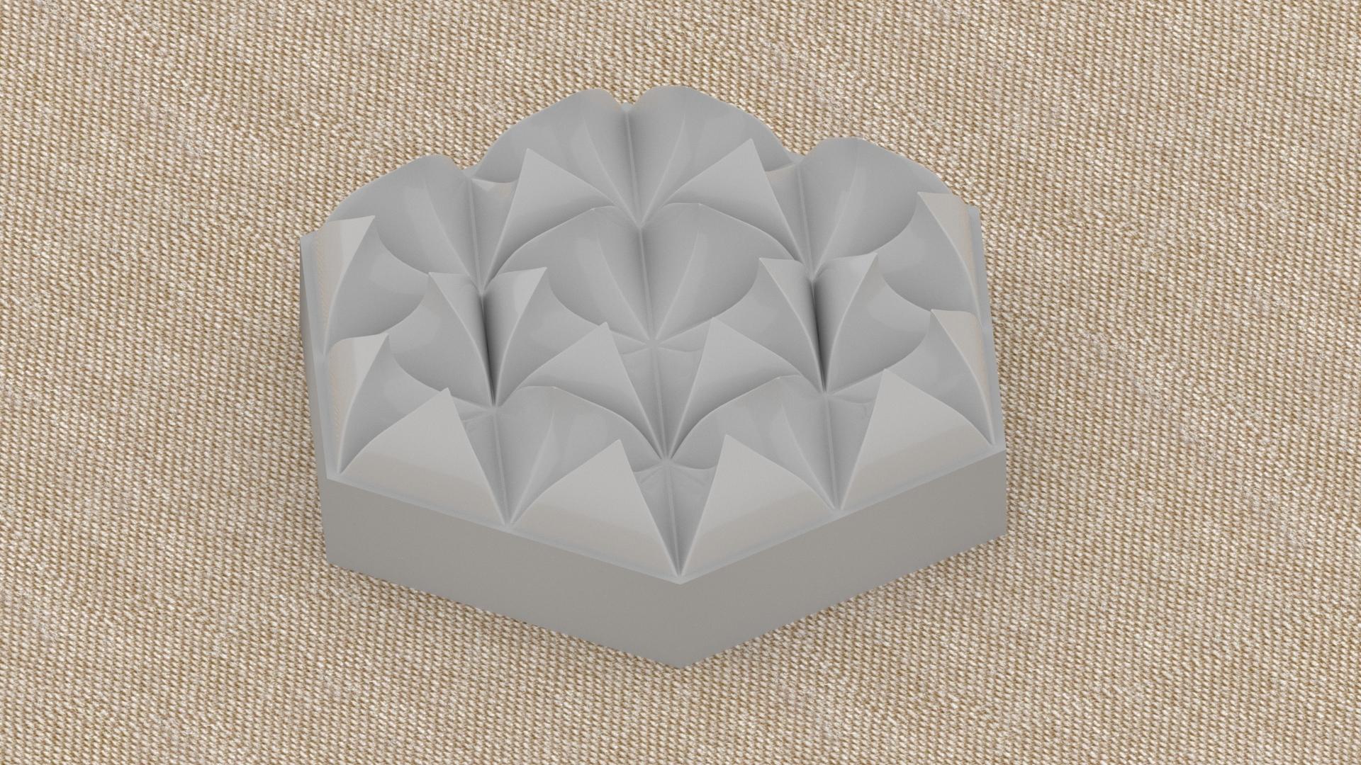 Сделать 3D модель массажного элемента формат STP/UG фото f_7195d28dd130a893.jpg