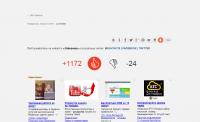 Накрутка лайков на информационном портале