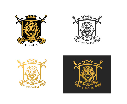 Разработка логотипа. Компания Страж Иерусалима фото f_66151effafcc833b.jpg