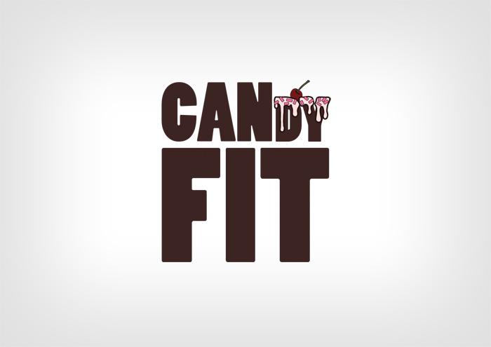 "Разработать логотип для ""CandyFit"" фото f_28851e1458cbdde1.jpg"
