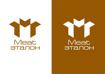 Логотип компании «Meat эталон» фото f_15856f4f9770c8f3.jpg
