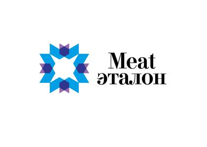 Логотип компании «Meat эталон» фото f_28156f26f0c4025f.jpg