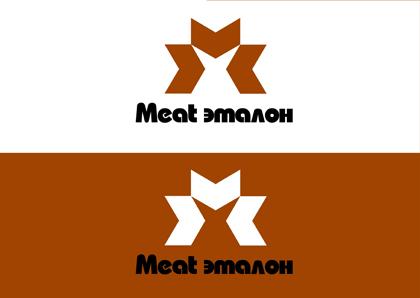 Логотип компании «Meat эталон» фото f_42656f4f97f0fa06.jpg