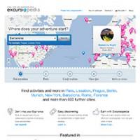 «Excursiopedia» — Поиск и заказ экскурсий