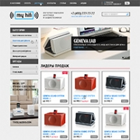 Интернет-магазин myhifi.ru