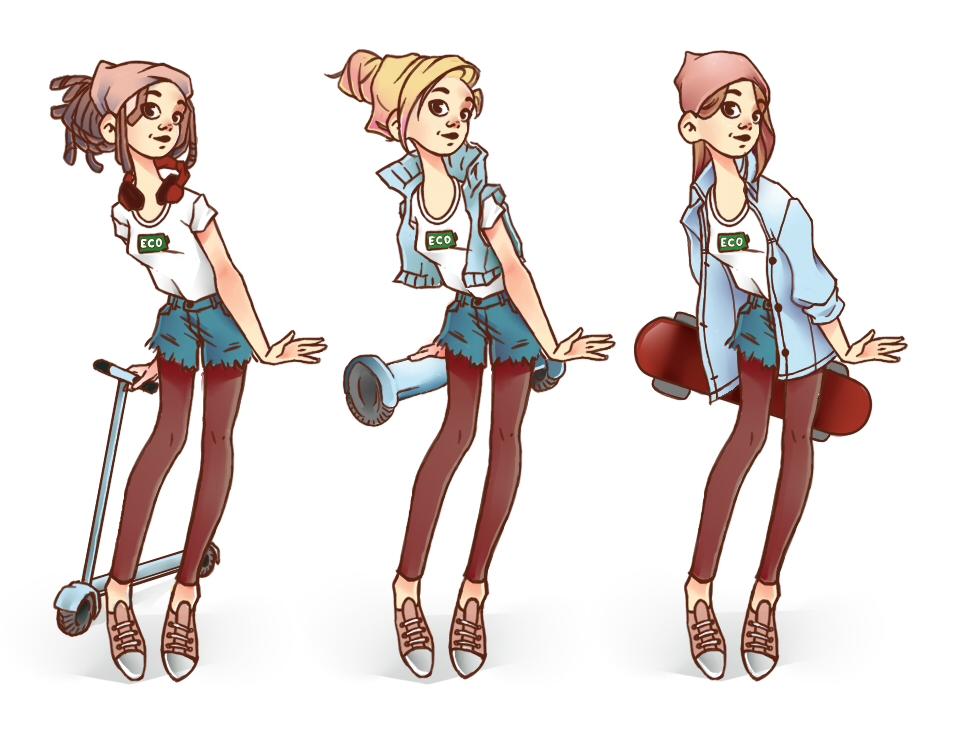 Конкурс на создание персонажа для сайта компании «Экодрифт» фото f_05159e1040cbd50a.jpg