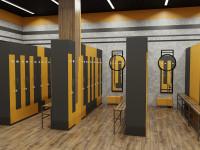 Дизайн фитнес центра 3