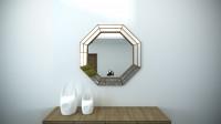 Моделирование и визуализация зеркал