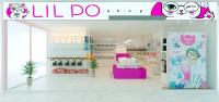 Проект магазина дктских товаров с чертежами 1