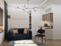 Дизайн апартаментов с чертежами 1