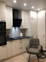 Реализованный проект квартиры 50 м2
