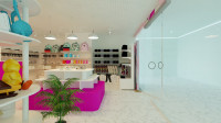 Проект магазина дктских товаров с чертежами 3