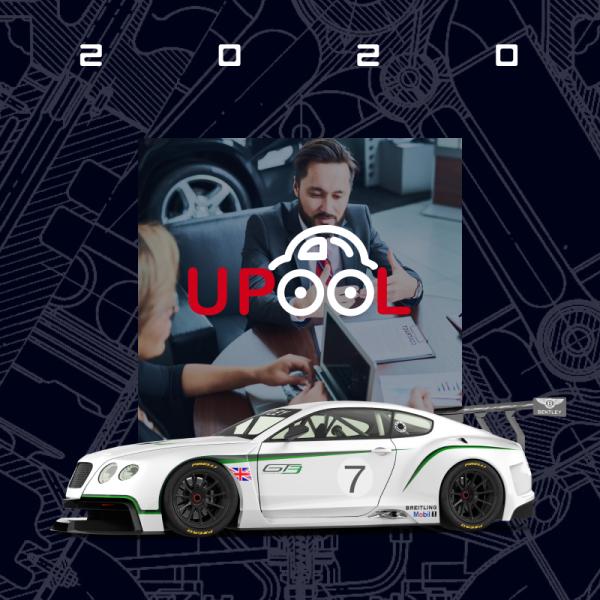 Дизайн для веб-сервиса проверки и поиска автомобиля