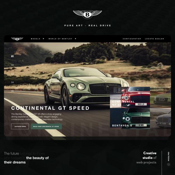 Bentley Official