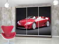 Шкаф купе Lexus