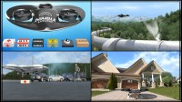 Презентация концепции дрона с грузовым отсеком