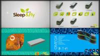 Презентация матрасв Sleep & fly Organic
